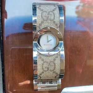 Gucci Watch Bracelet